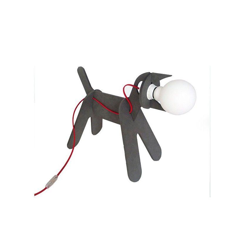 I➨➨ Lampe Chien Get Out - Lampes à poser ➨ La boutique en ligne dédiée à l'univers de la décoration, au mobilier design et à tous les objets insolites qui  sublimeront votre intérieur