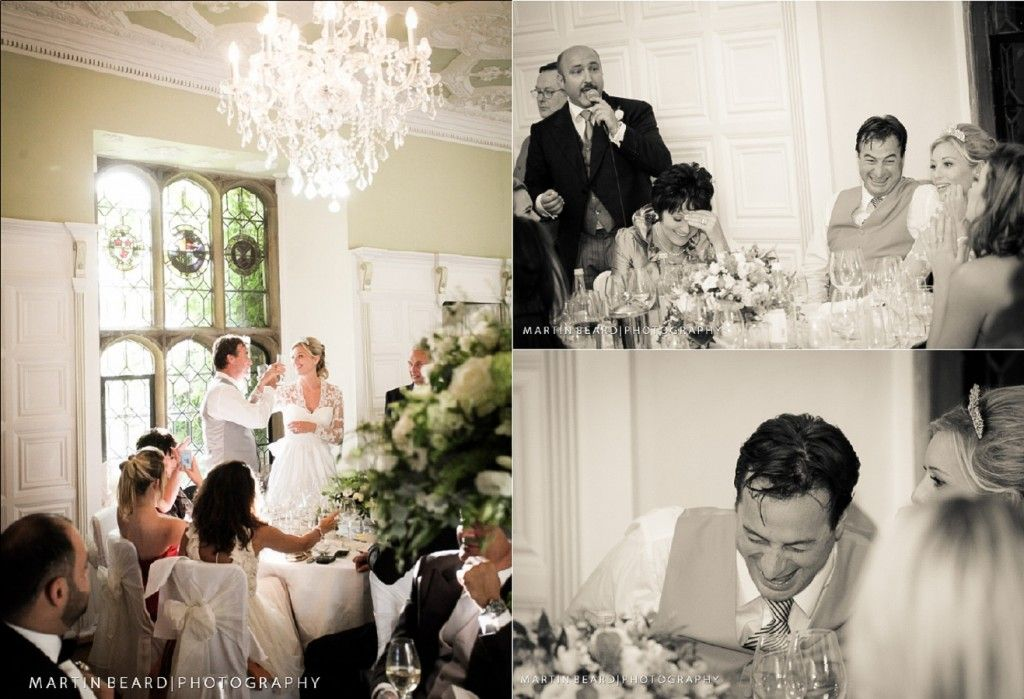 Wedding photography at Hengrave Hall - Martin Beard Photography