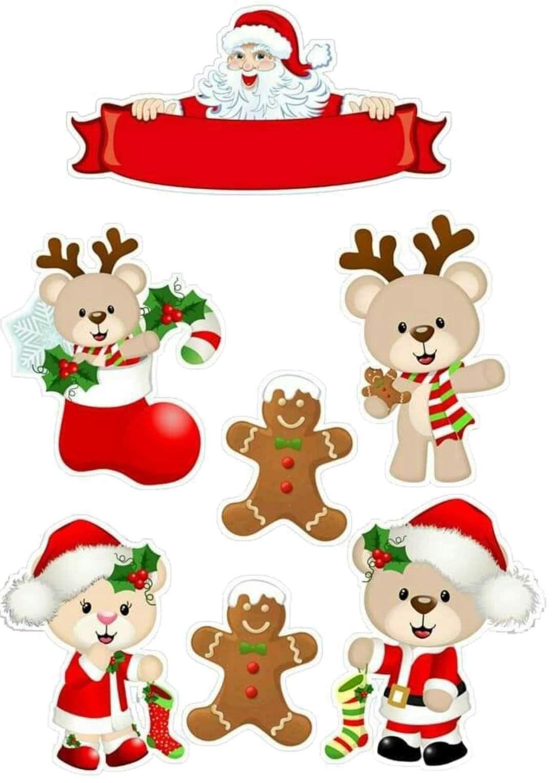 Pin De Paola Mora En Para Imprimir Pegatinas De Navidad Dibujo De Navidad Apliques De Navidad
