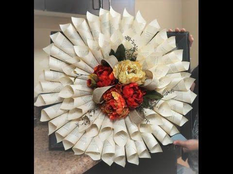 Flor de papel Zarah Lavariega
