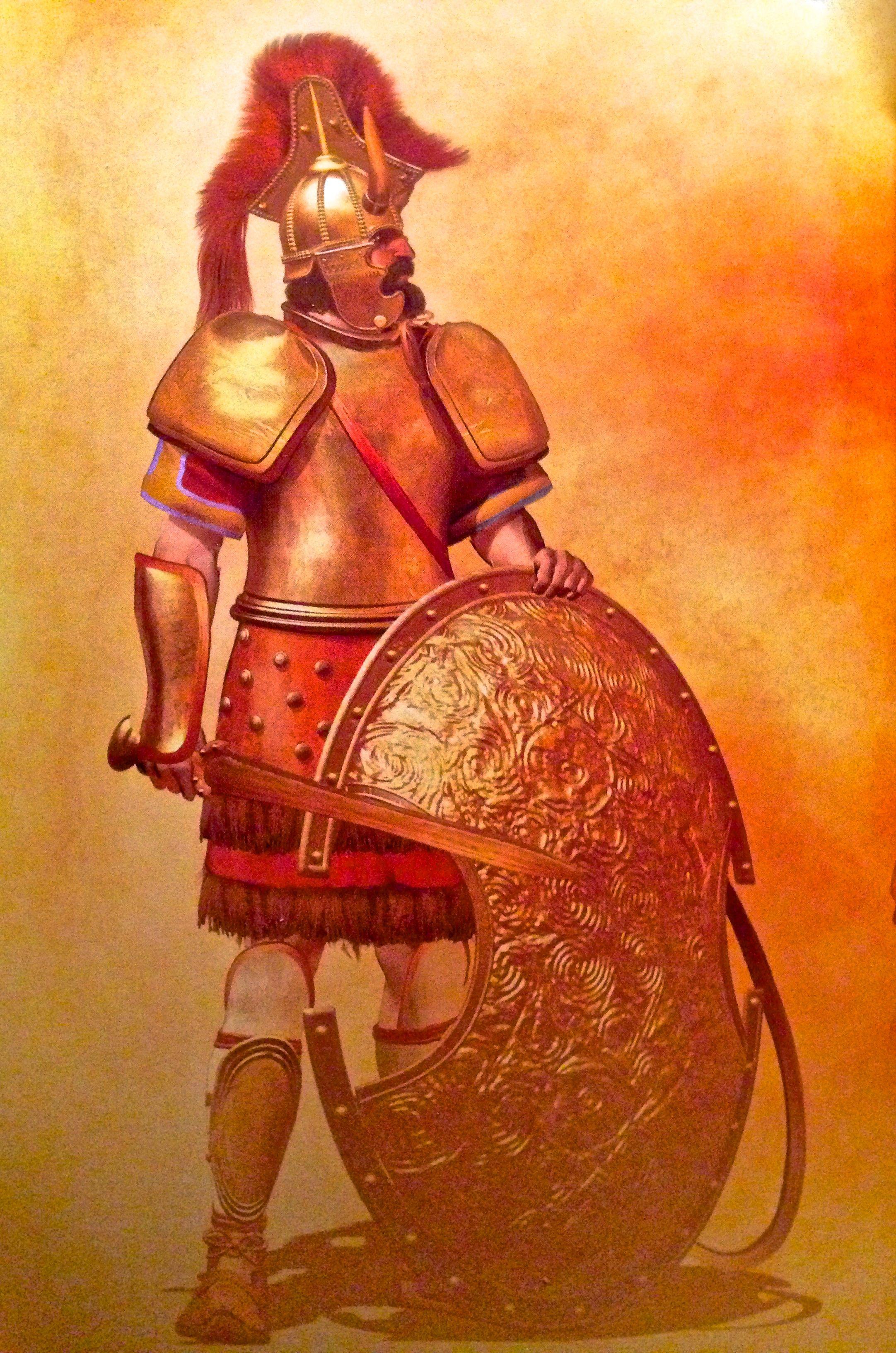 Is aeneas a good warrior essay