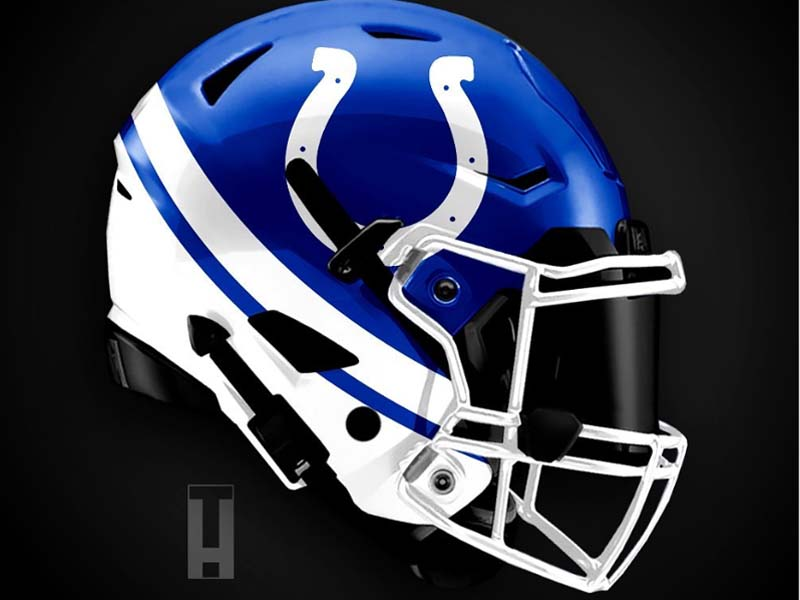 Artist Reveals Absolutely Incredible Helmet Designs For All 32 Nfl Teams Page 7 32 Nfl Teams Football Helmet Design Cool Football Helmets
