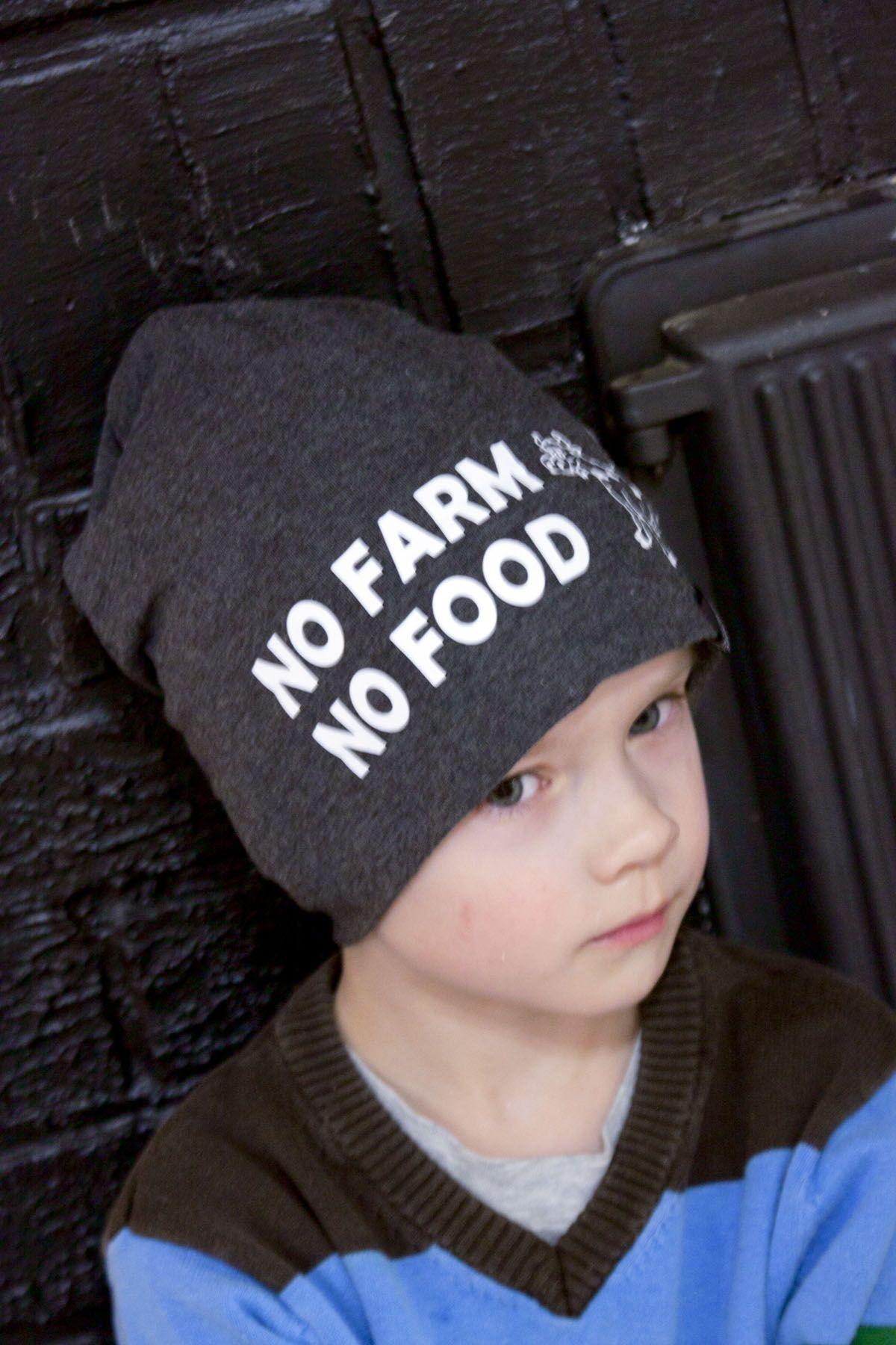 No farm no food