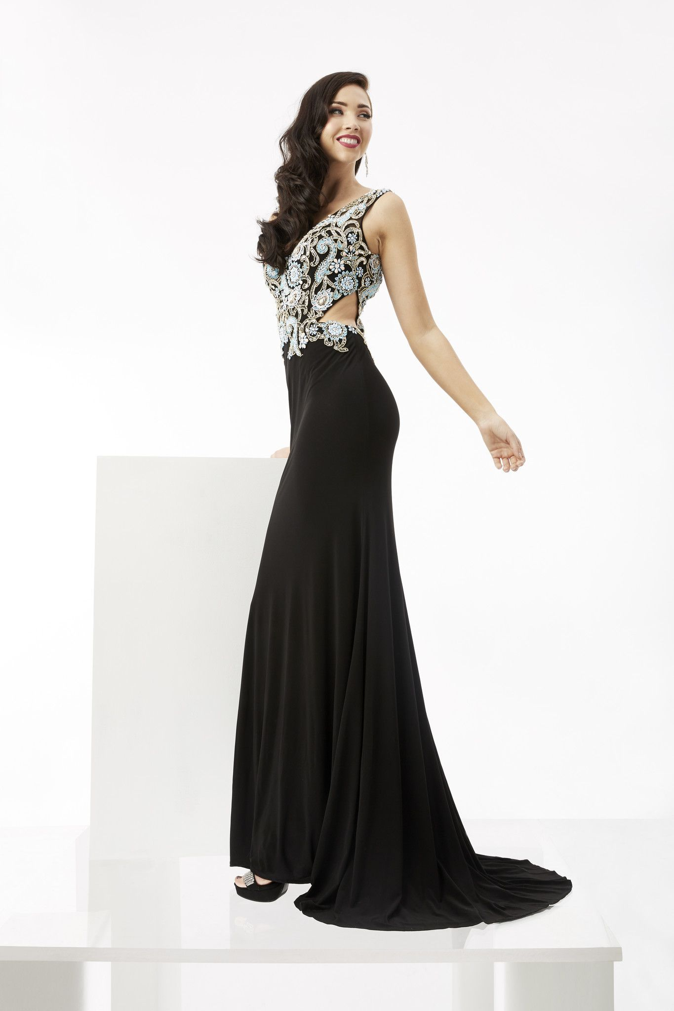 Jasz Couture - 6090 - All Dressed Up, Prom/Party