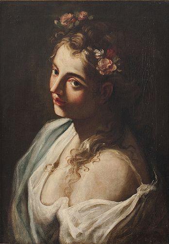 """Luca Giordano, """"Flora"""" (1692–1702)"""