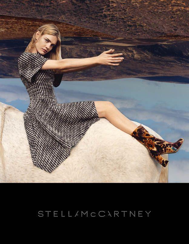Mccartney stella fall/winter ad campaign foto