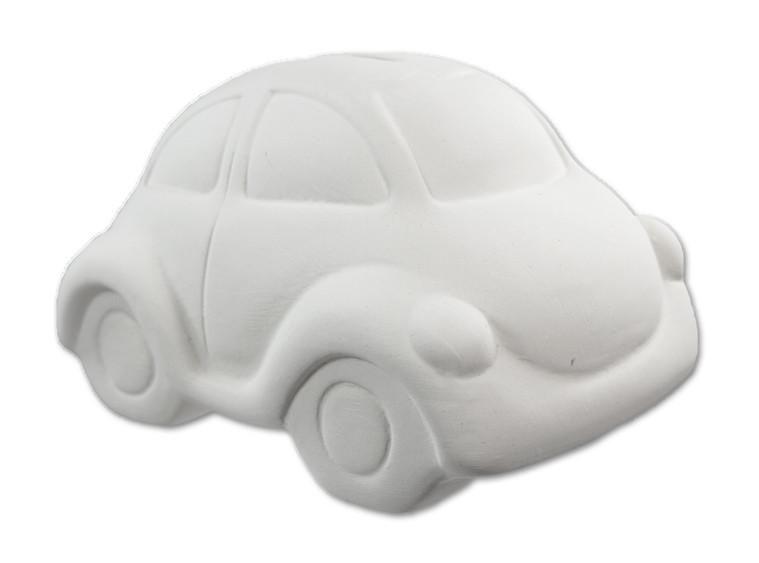 Punch Bug Bank - Paint Your Own Ceramic - Paint-a-Potamus Products