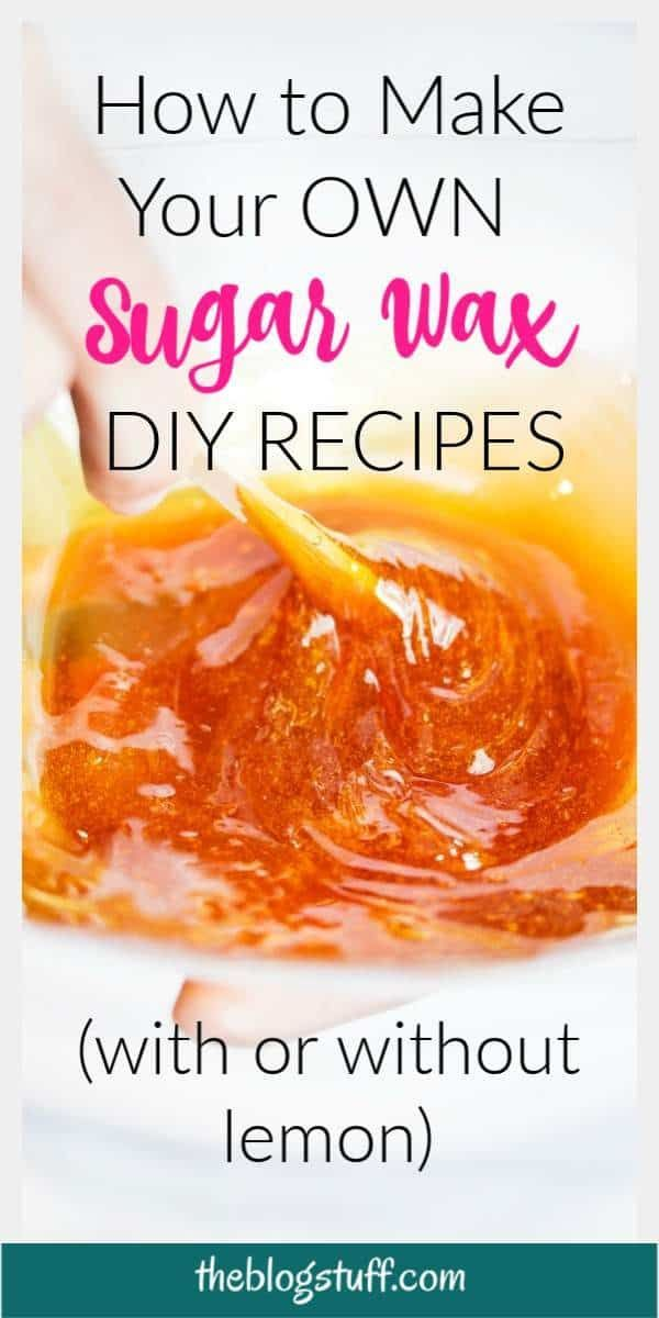 How to sugar wax at home without lemon juice? Check these 3 diy recipes includin