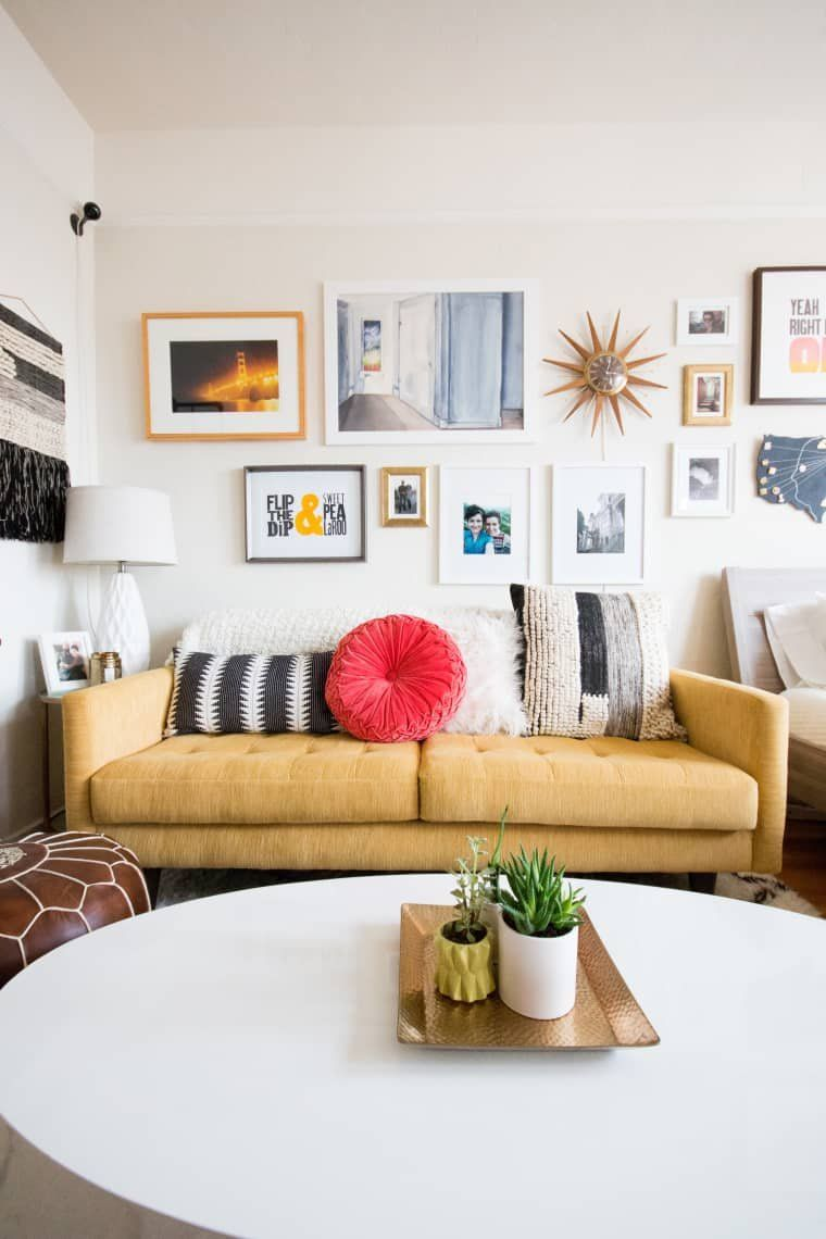 50 incredible living rooms to inspire your next home on family picture wall ideas for living room furniture arrangements id=63440