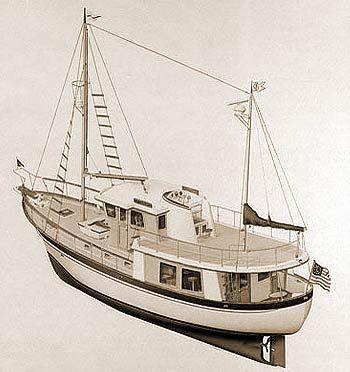 Kadey-Krogen Yachts: History: Kky54 | ships (and seaplanes) | Pinterest | Boating and Liveaboard ...
