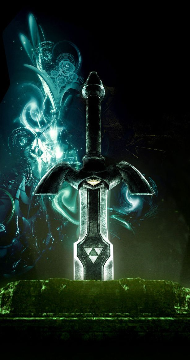 Legend Of Zelda Wallpaper IOs Samsung Galaxy IPhone Mobile