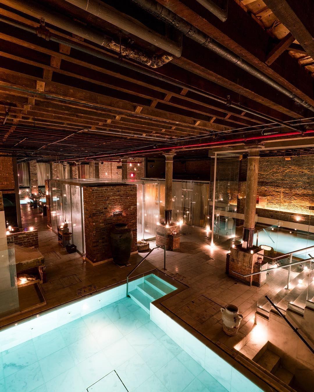 15 Weekend Getaway Spas For Every Type Of Occasion Thermal Bath Spa Weekend Spa Getaways