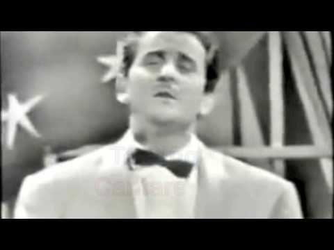 Nel Blu Dipinto Di Blu Volare 1958 Domenico Modugno Originale Con Testi Lyrics Cantare Youtube Youtube Canzoni E Musica