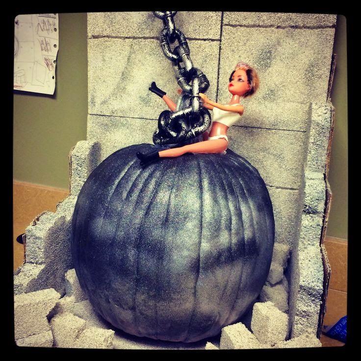 Creative Painted Pumpkins: Pumpkin Carving Ideas For Halloween 2014: More Creative