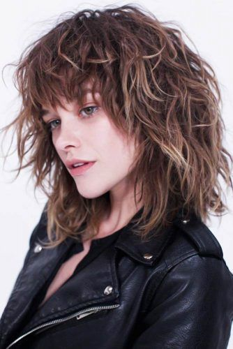 There Are Many Medium Haircuts For Women: How To Choose The Right One ★