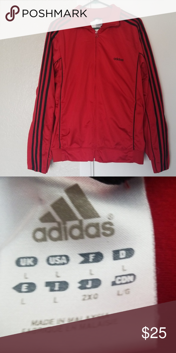 b8482e64f Men Adidas Track Suit Men Adidas Track Suit Size : L Condition: 9/10 . . .  . #poshmark #grail #Burberry #gucci #LV #adidas #adidasjacket #adidasstore  ...