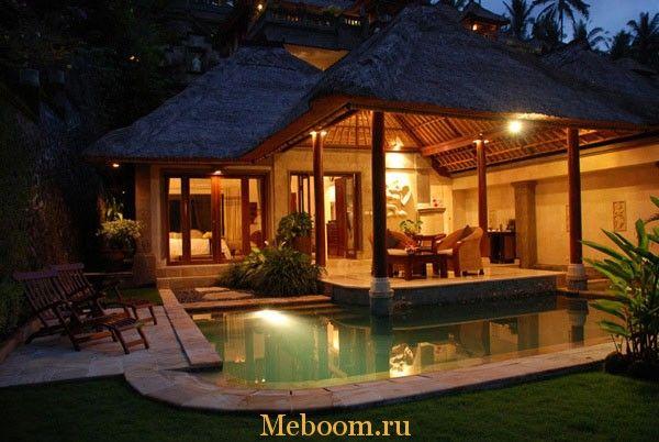 Дизайн интерьера отельного комплекса Viceroy Bali « Мебель для Вашего дома