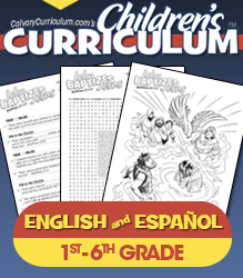 FREE Curriculum- Calvary Curriculum | Curriculum, Homeschool and Bible