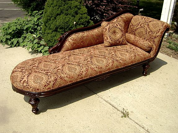 I Could Faint On This~Recamier Fainting Couch