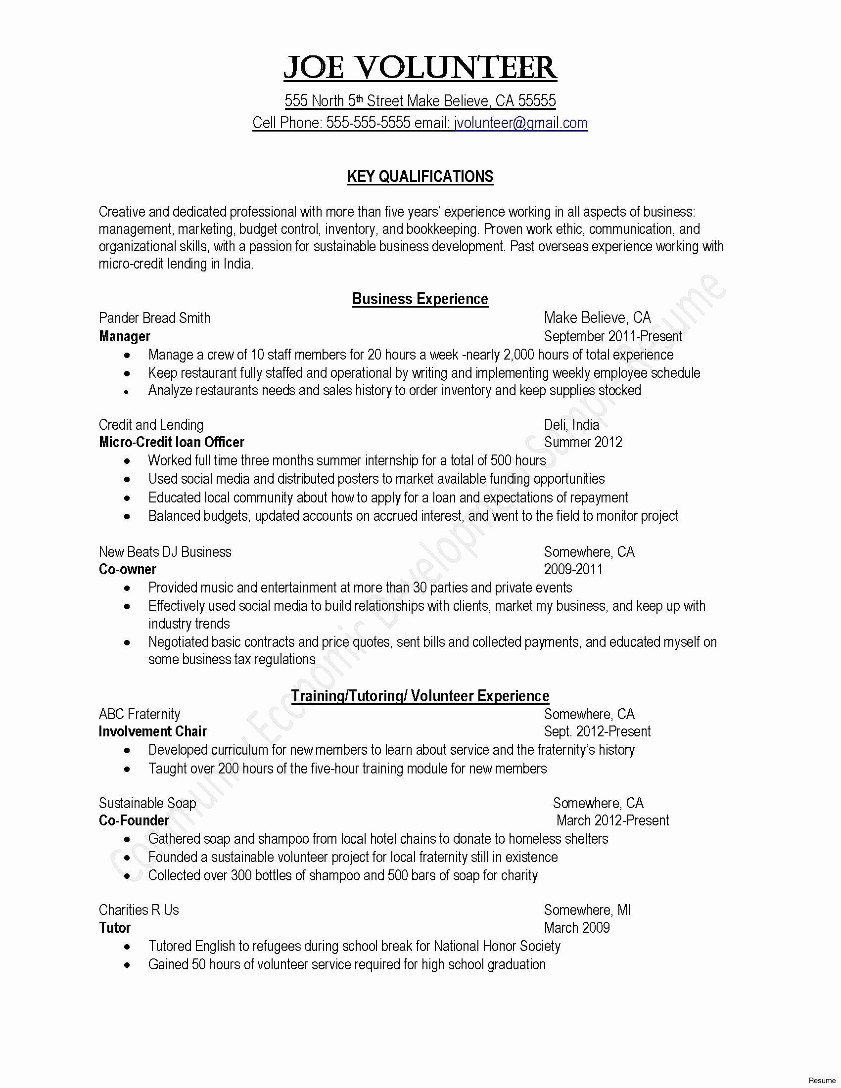 71 Cool Photos Of Curriculum Vitae Examples For Accounting
