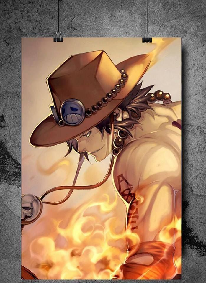 ACE ONE PIECE 4K | Wallpapers in 2020 | Wallpaper, Iphone ...
