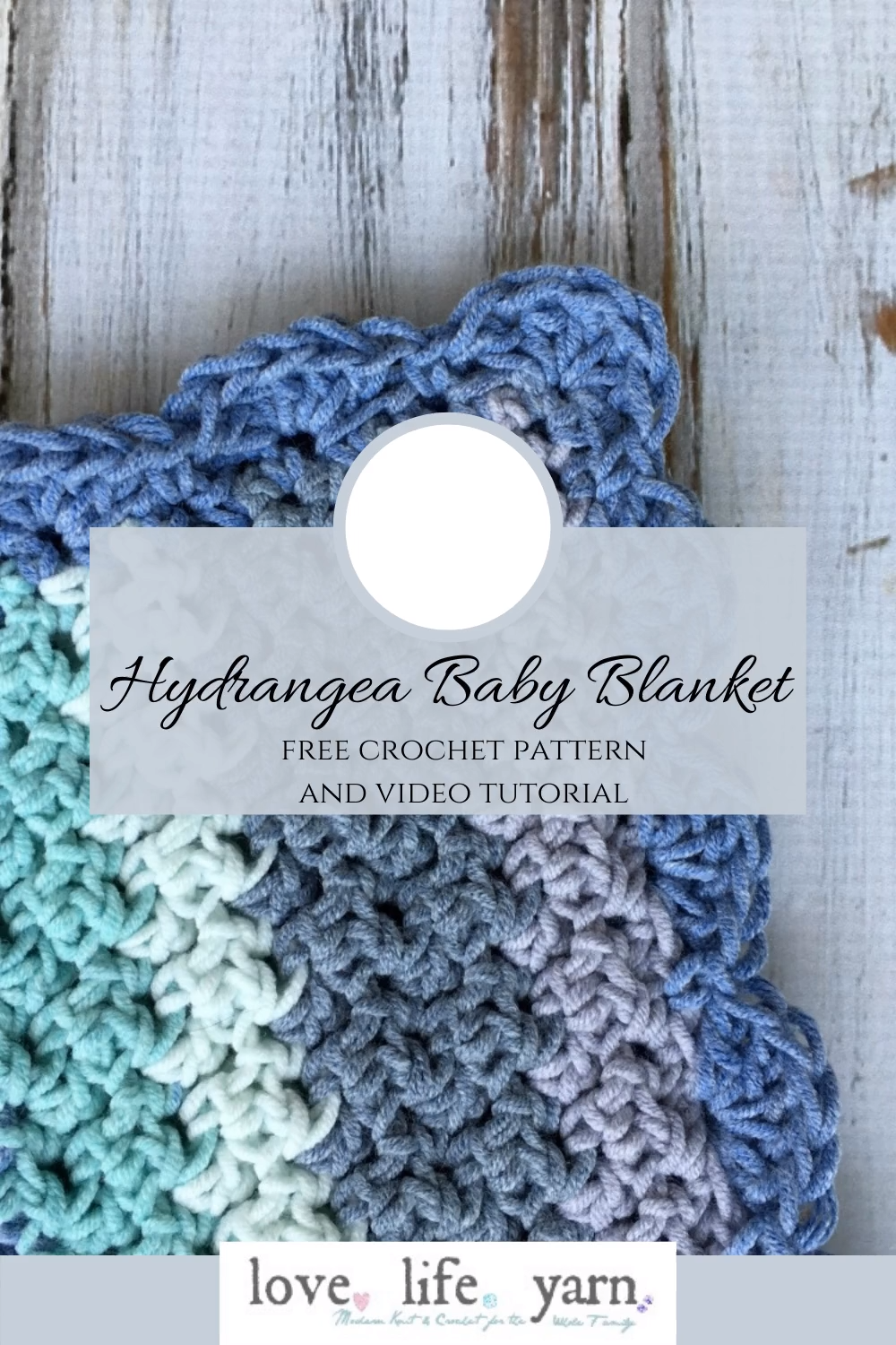 Photo of Free crochet pattern with video tutorial
