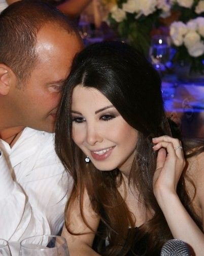 Nancy Ajram couple