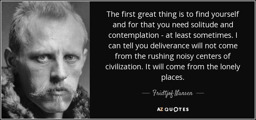 Fridtjof Nansen Quotes Extraordinary Discover Fridtjof Nansen Famous And Rare Quotesshare Fridtjof