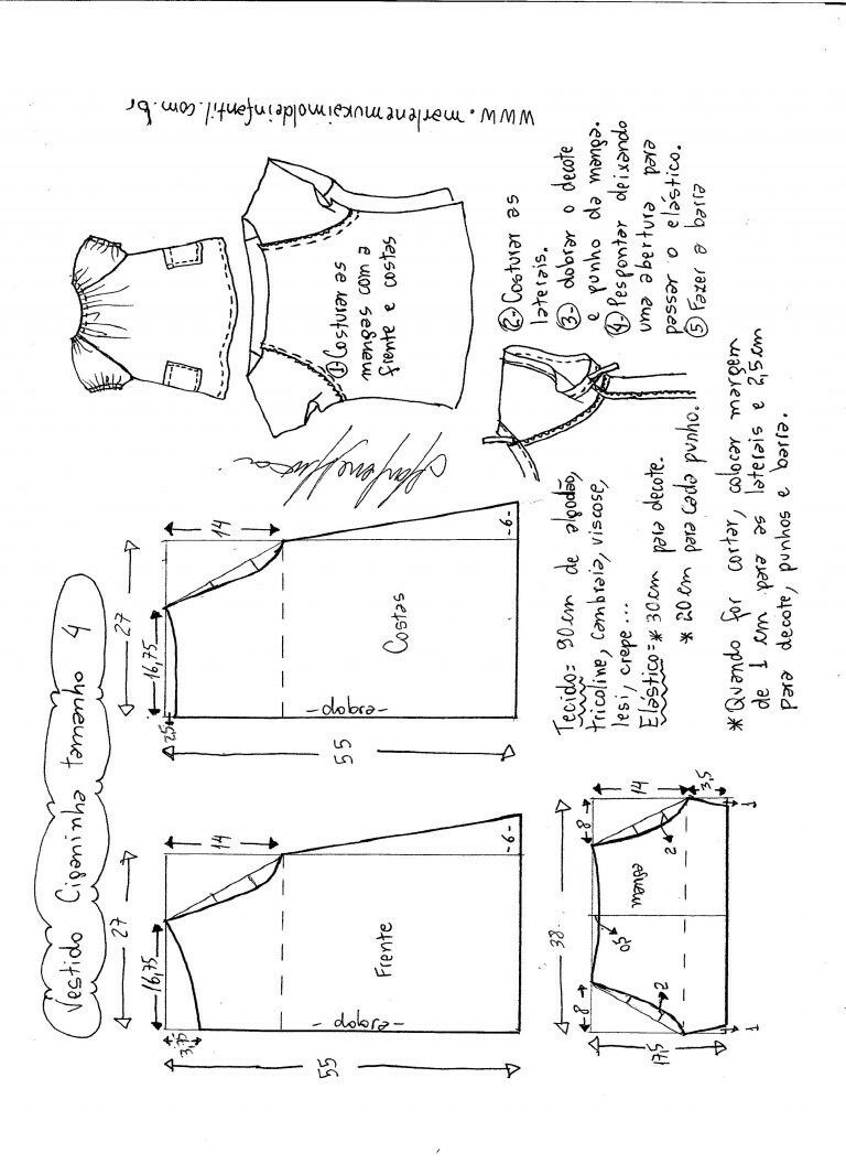 bce695c879a50d2be2a4b9d5aa67b988.jpg (768×1056) | ropa infantil ...