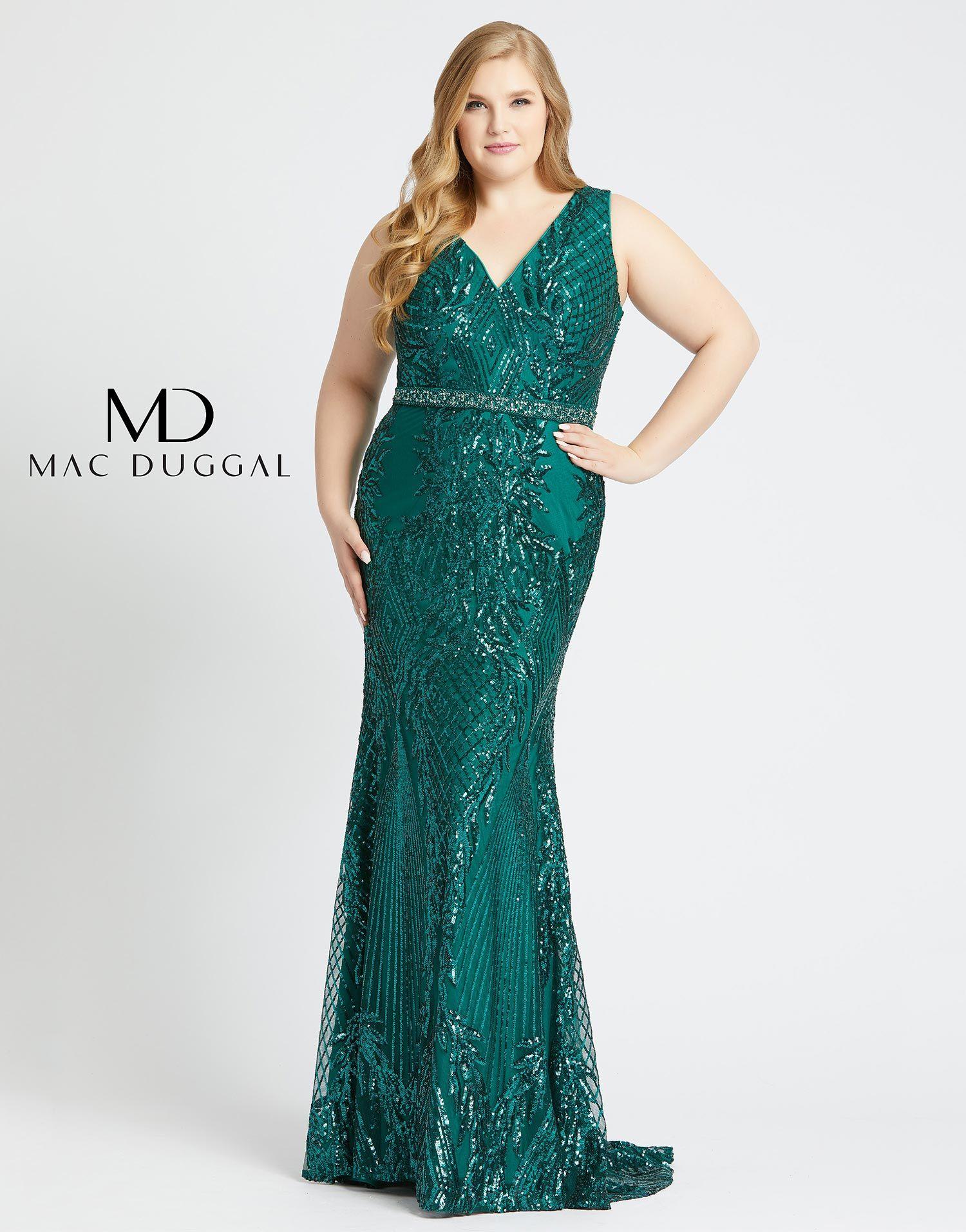 77670f Mac Duggal Plus Size Prom Dress Plus Size Prom Dresses Dresses Mothers Dresses [ 1912 x 1500 Pixel ]