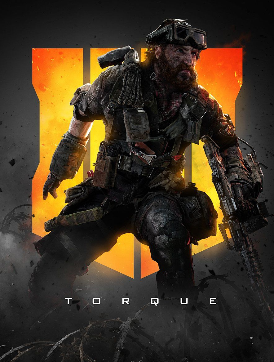Torque Is A Playable Specialist In Call Of Duty Black Ops 4