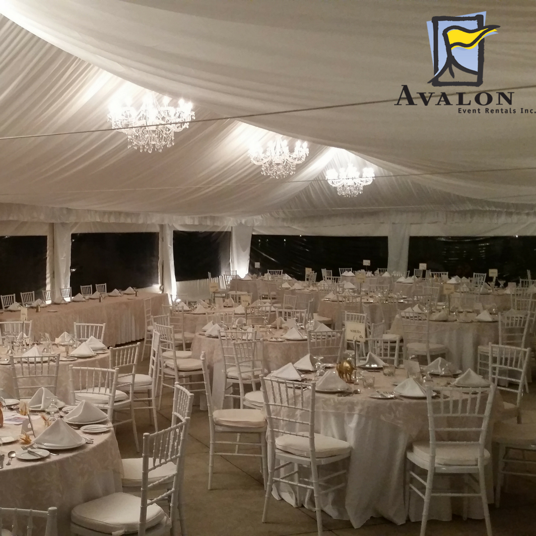 Wedding Canopy Rental: Pin By Avalon Event Rentals On Tents