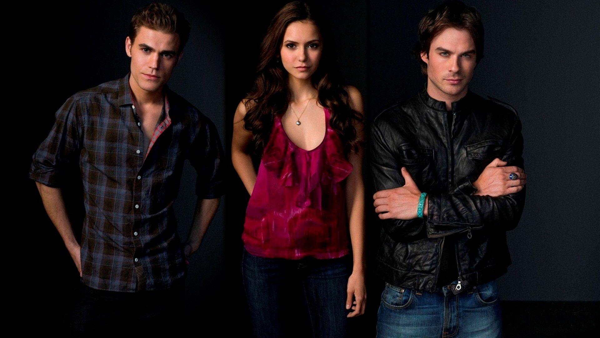 Vampire Diaries Wallpaper | The Vampire Diaries TV Show e Vampire Diaries ღ