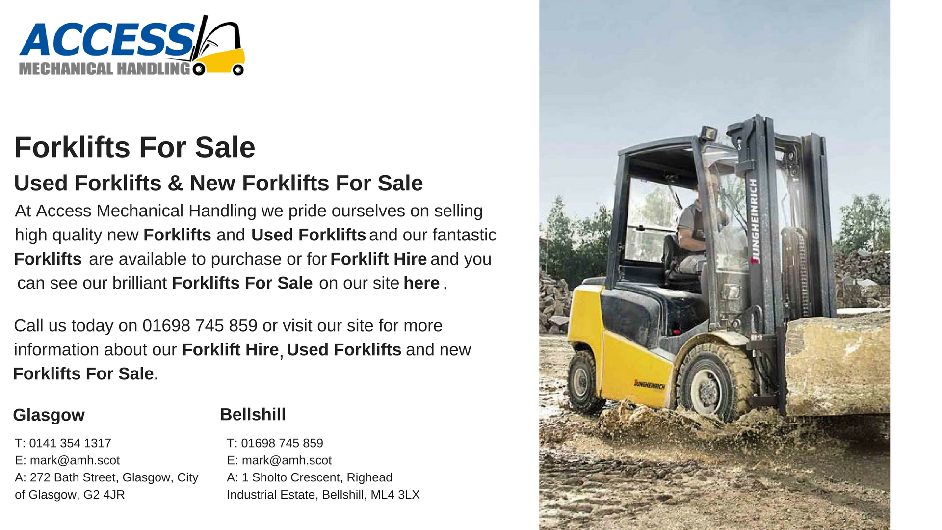 9 awesome Forklift Hire images | Attendance, Awareness