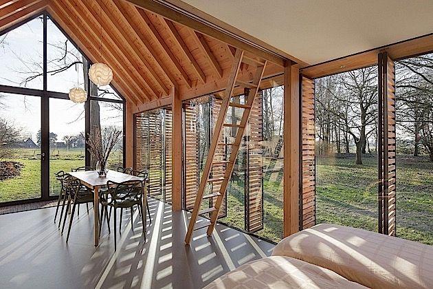 Beeindruckende ArchitekturFotografie von Joel Tjintjelaar