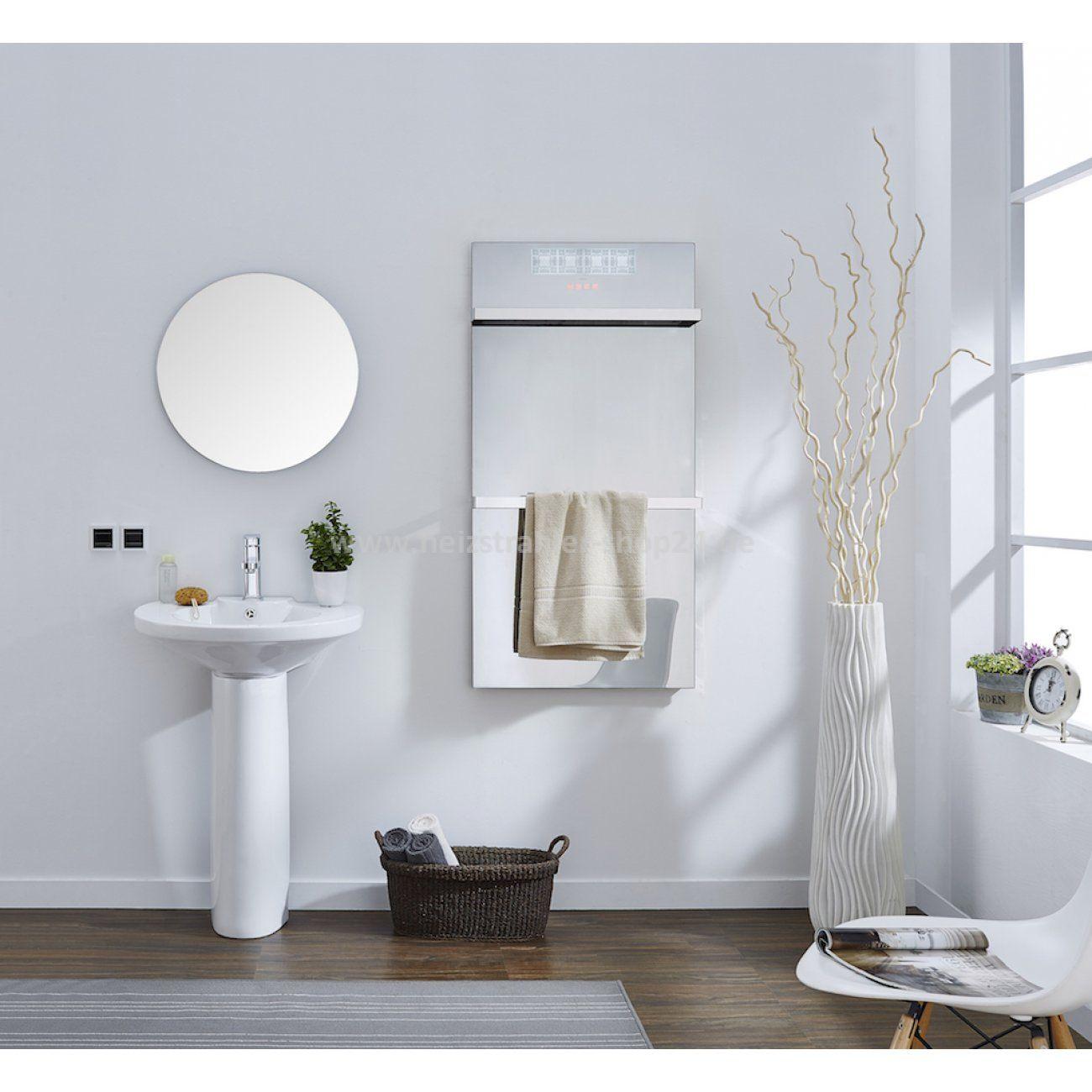 Suninx Spiegelheizung Von Infralia Mit Infrarot Furs Badezimmer