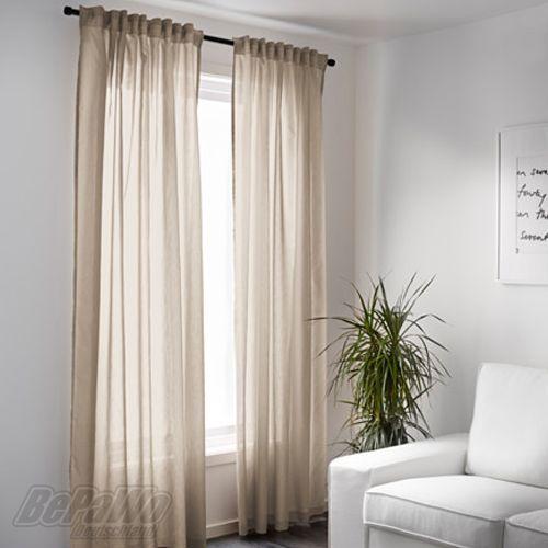 Vorhänge Ikea details zu ikea vivan gardinen vorhänge 2 schals gardinenschals