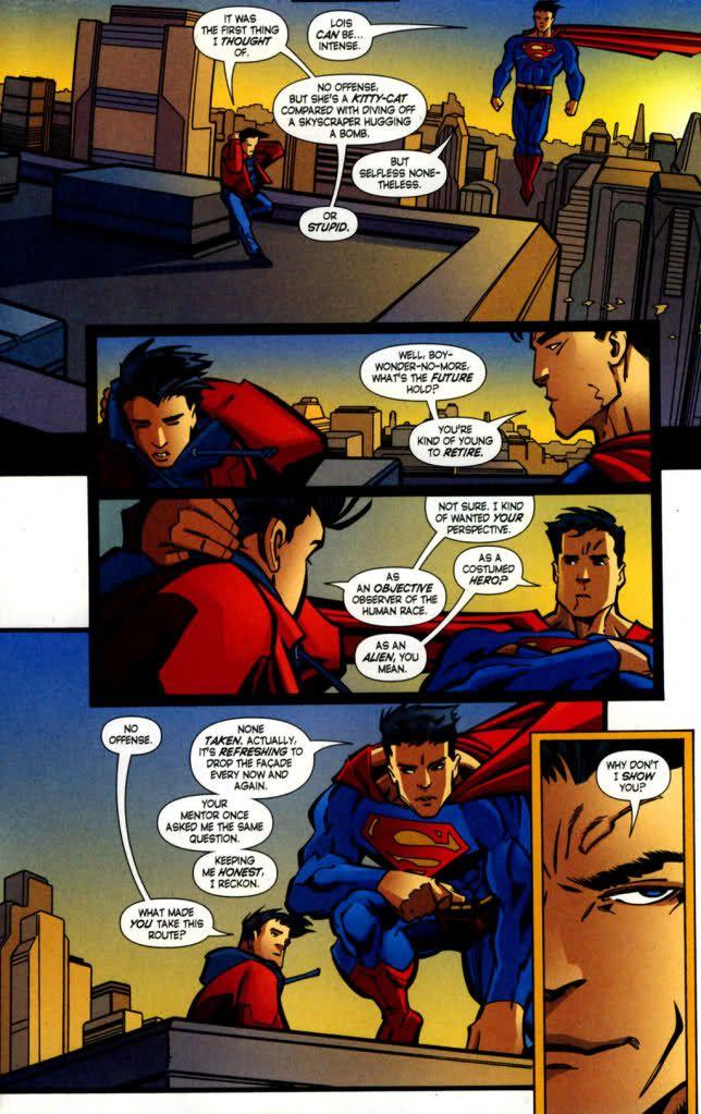 Nightwing v2 102 (2005) Pg11 Nightwing, Batman hero