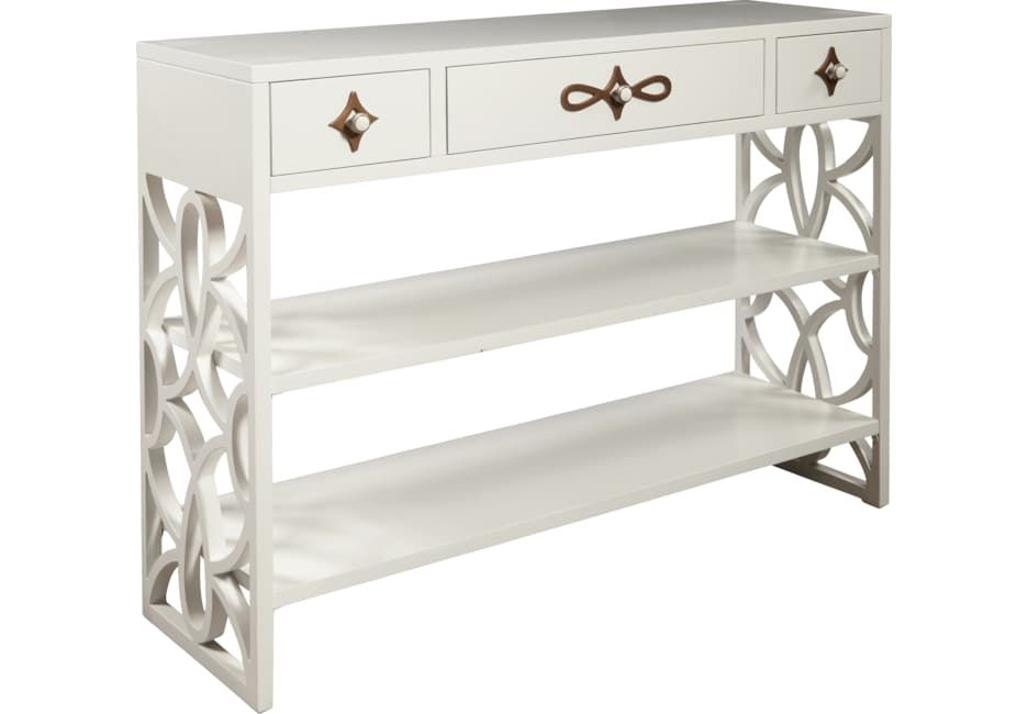 Weyman White Console Table White Console Table Console Table Furniture