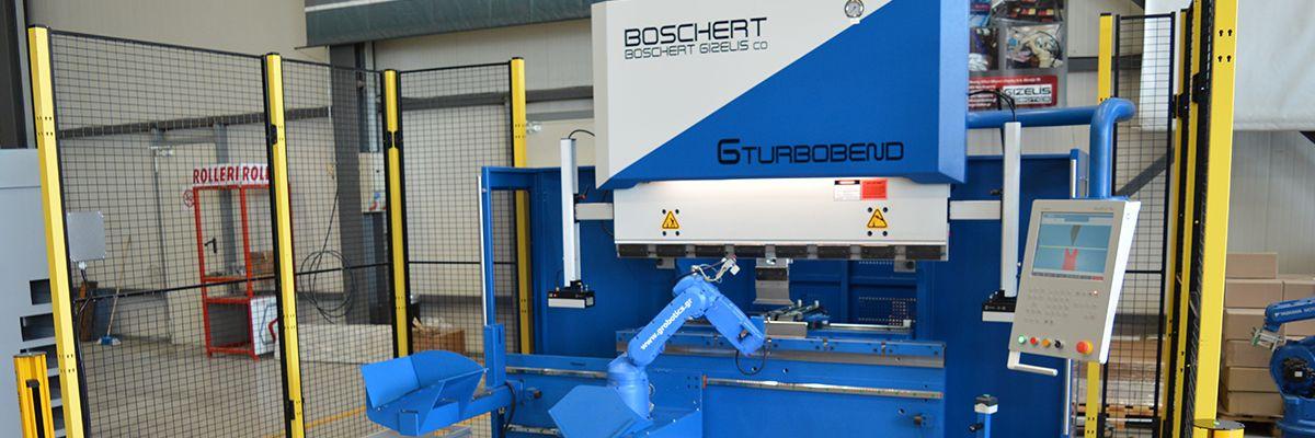 DOBLADORA CNC Gizelis S.A. Press Brake Machinery
