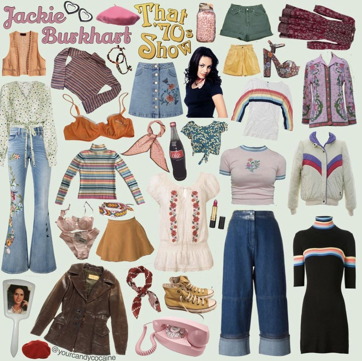 Pin By Julia On Cutesy Mood Boards Retro Outfits 70s Inspired Fashion Seventies Outfits