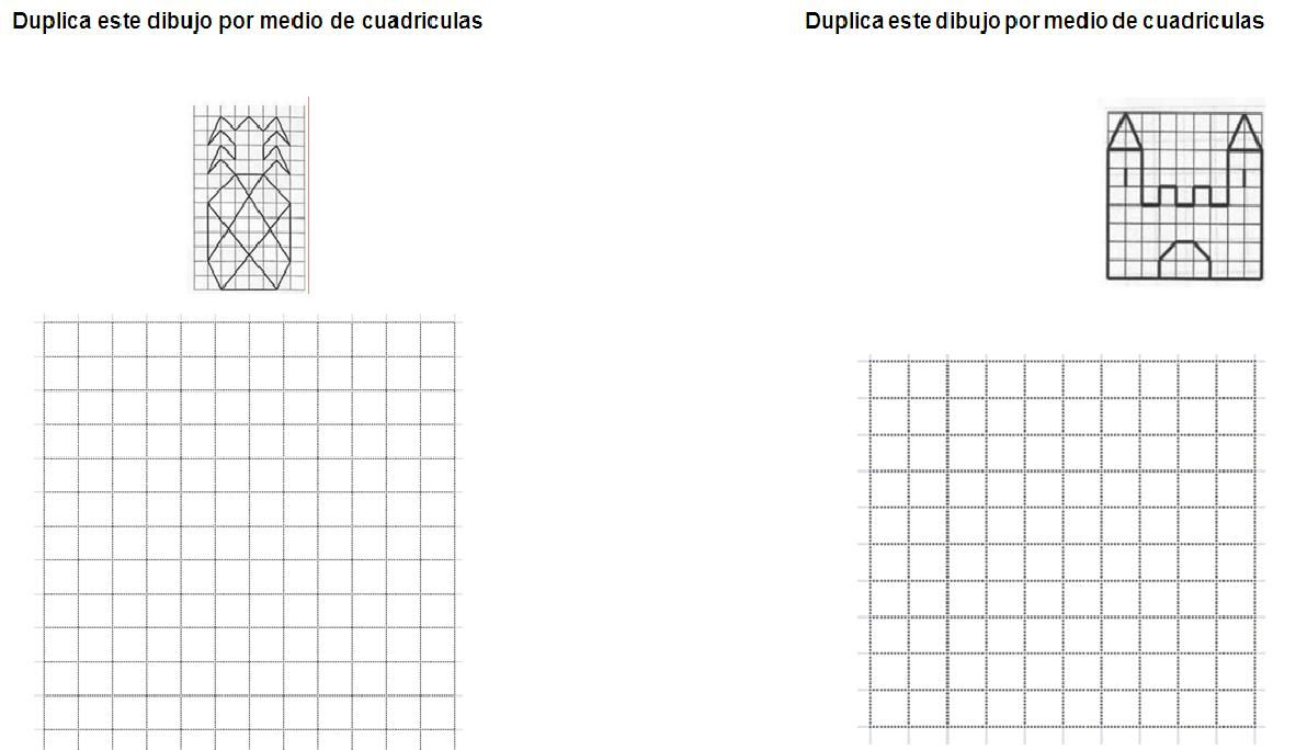 Duplicar dibujos 2
