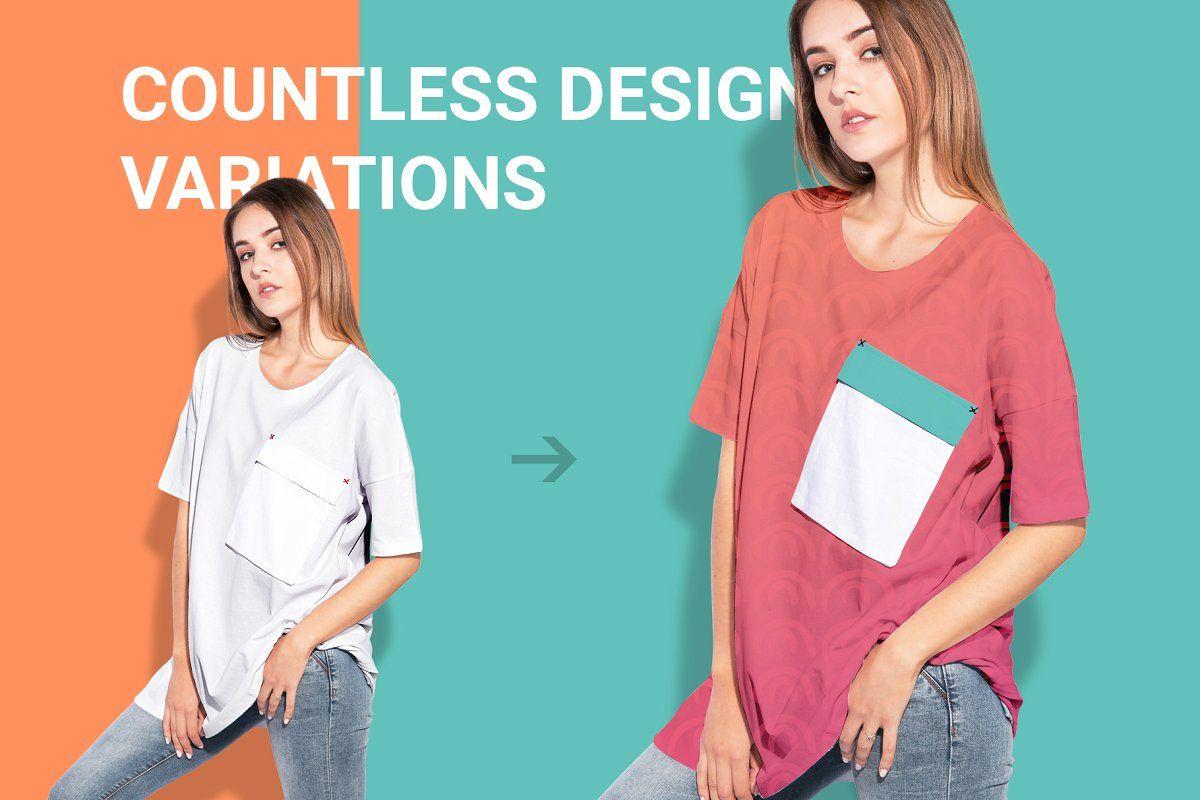 Download Sale Fashion Mockup Bundle 60 Off Shirt Mockup Fashion Oversized Tshirt
