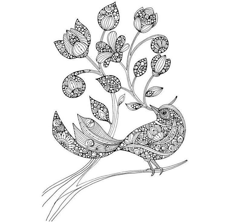 Malvorlagen Blumen Für Erwachsene. blumen borde erwachsene ausmalen ...