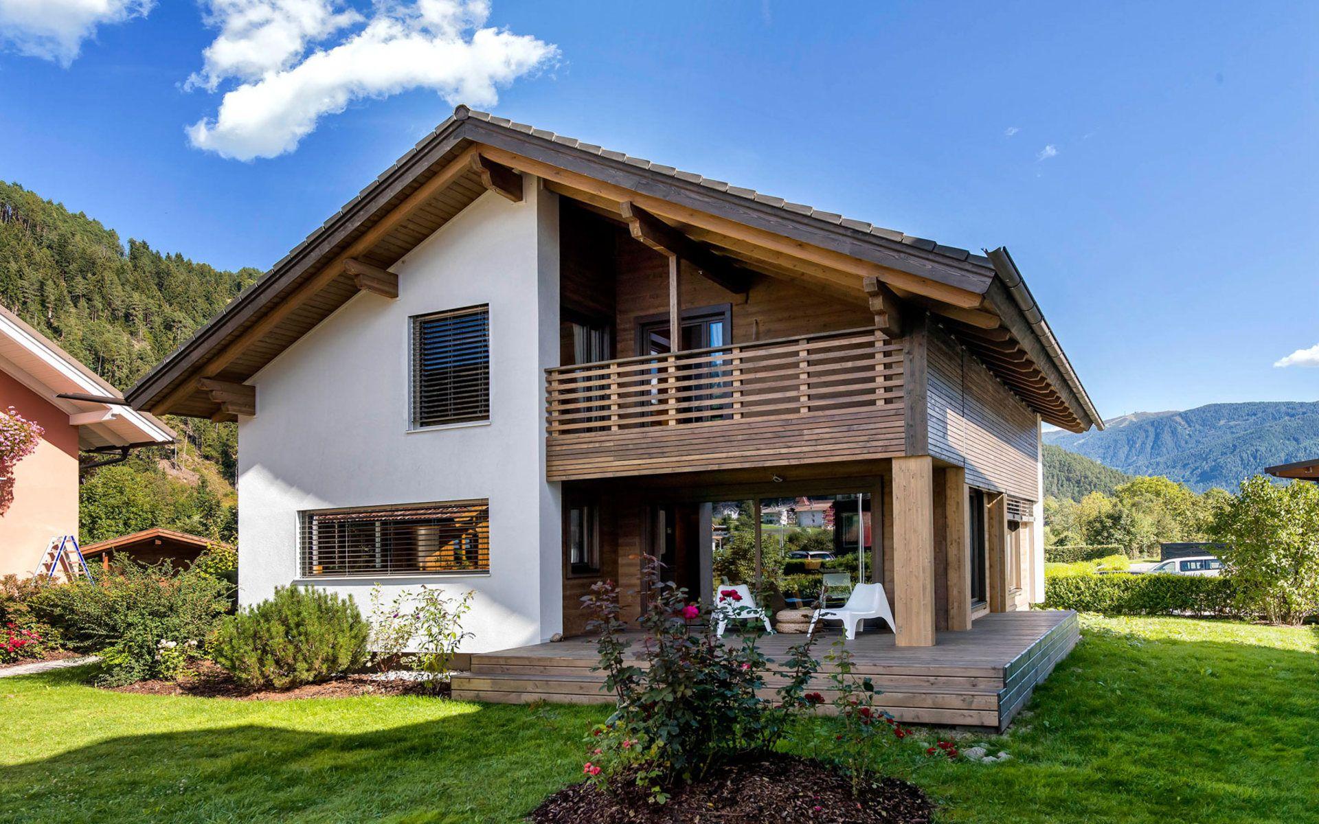 Projekt 18 | Modern-rustikale Häuser