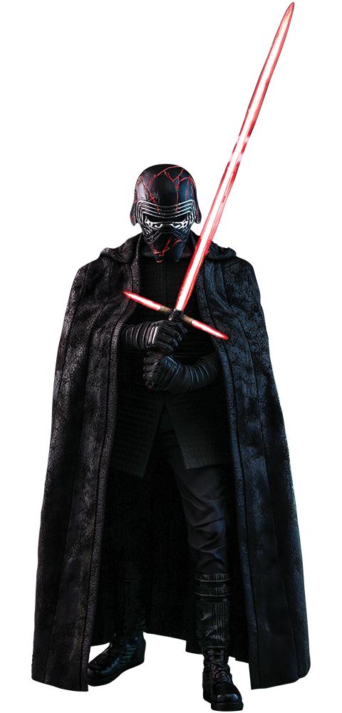 Star Wars Kylo Ren Ep 9 12 Articulated Figure Hot Toys Star Wars Kylo Ren Star Wars Episodes