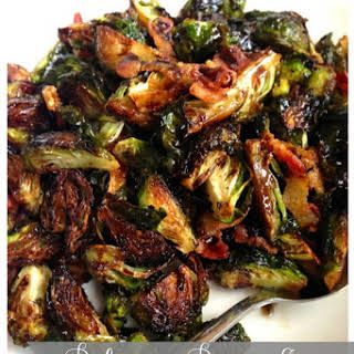 Balsamic Brown Sugar Brussels Sprouts Recipe In 2020