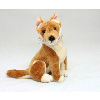 Dingo Stuffed Animal Small Arnie Bocchetta Plush Toys Dingo Dog