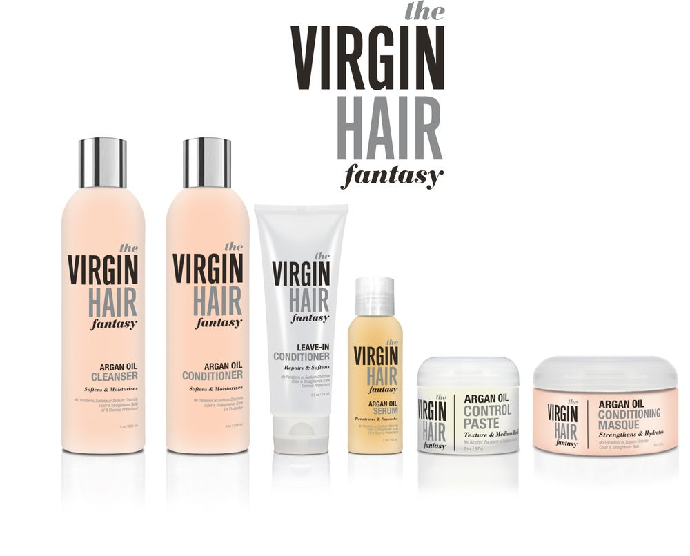 These Hair Products Were Created By The Virgin Hair Fantasy Team To