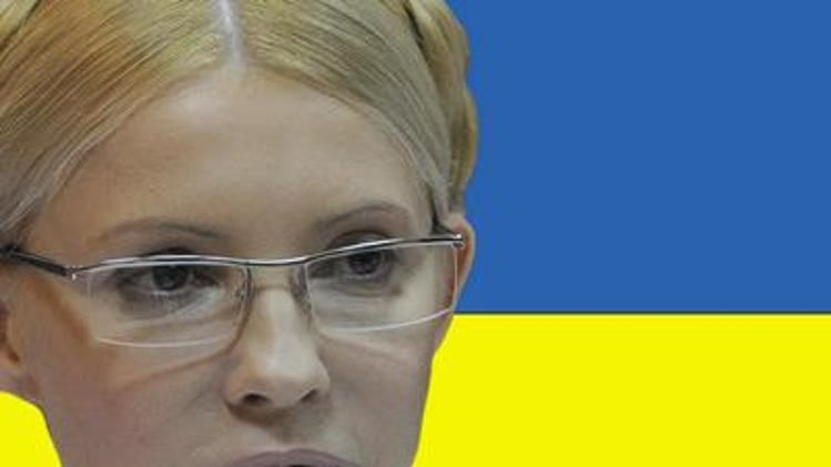 02-22-14 Ukraine's Tymoshenko rallies protesters in Kiev ~ Hours after her release from prison, former Ukrainian prime minister and opposition icon Yulia Tymoshenko appeared before an ecstatic protester encampment in Ukraine's capital Sat, praising the demonstrators killed in violence this week and urging the protesters to keep occupying the square. Her speech to the crowd of about 50,000 was made from a wheelchair because of the severe back problems she suffered in 2½ years of imprisonment…